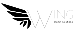 Wing Media Solution Logo